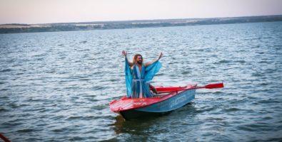 Праздник Нептуна на базе отдыха # «Родник»