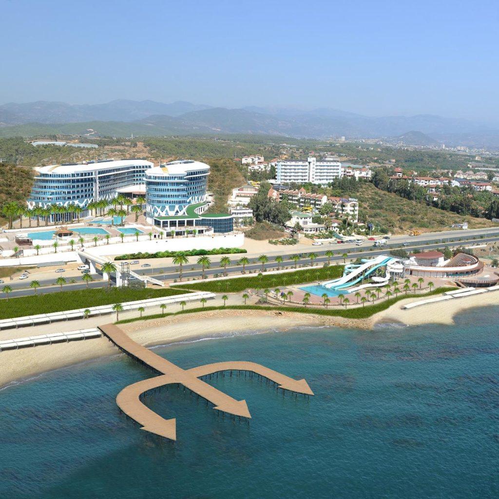 Antalya VIKINGEN INFINITY HOTEL 4