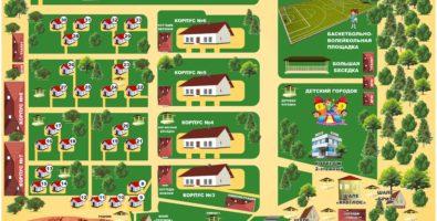 Карта Базы Родник!