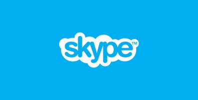 Теперь мы в Skype!